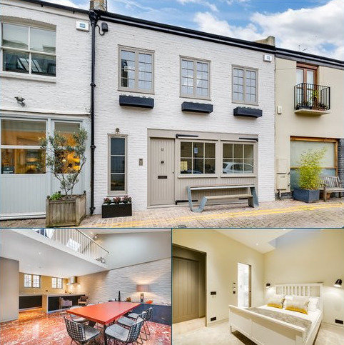 3 bedroom mews for sale - Colville Mews, London, W11
