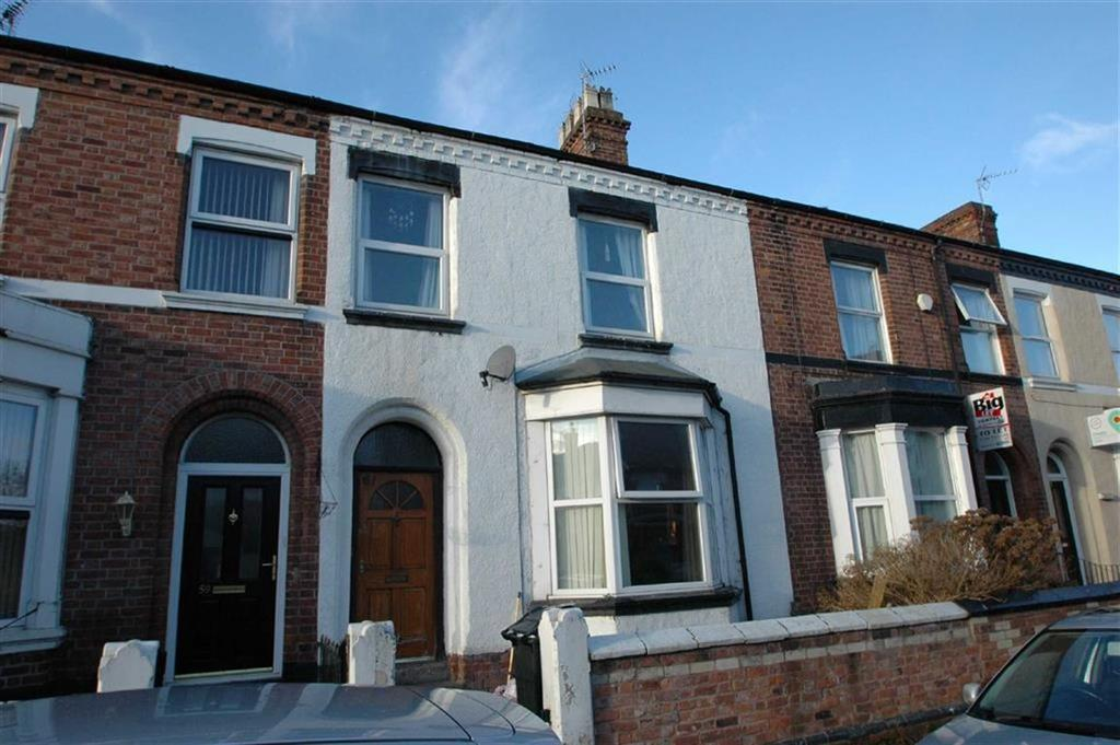 7 Bedrooms Terraced House for sale in Bouverie Street, Chester