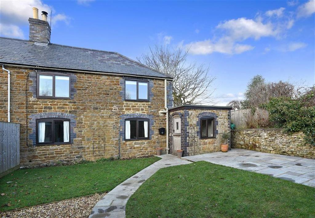 2 Bedrooms Semi Detached House for sale in Brick Hill, Hook Norton, Oxfordshire