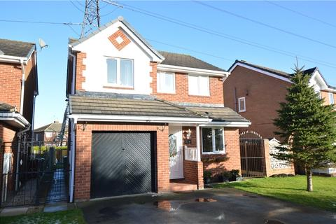 4 bedroom detached house for sale - Hollins Beck Close, Kippax, Leeds, West Yorkshire