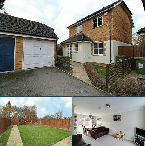3 bedroom detached house for sale - Burleigh Close, Mawneys, Romford