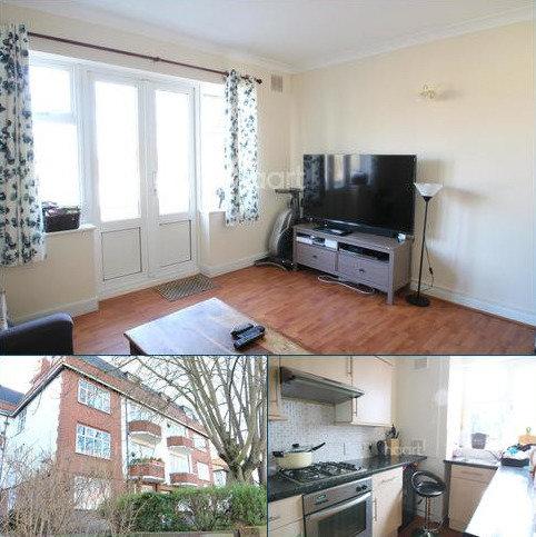 2 bedroom flat to rent - Carshalton Road
