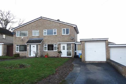 3 bedroom semi-detached house for sale - Pinewood Close, Heath Farm, Shrewsbury, Shropshire