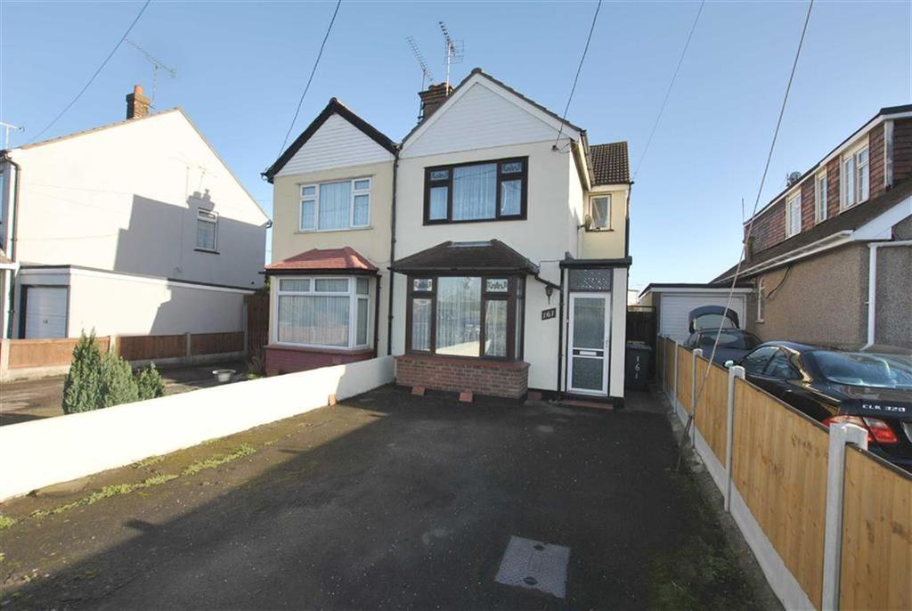 2 Bedrooms Semi Detached House for sale in Southend Road, Rochford, Essex