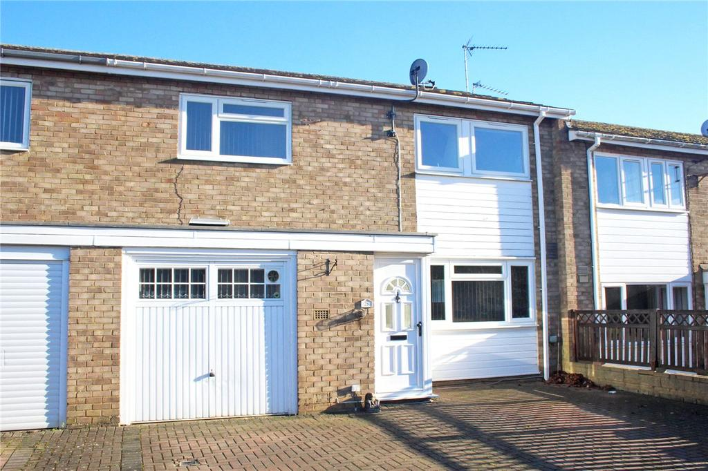 4 Bedrooms Terraced House for sale in Hazel Grove, Welwyn Garden City, Hertfordshire