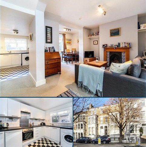 2 bedroom flat to rent - Westwick Gardens, Brook Green, London, W14