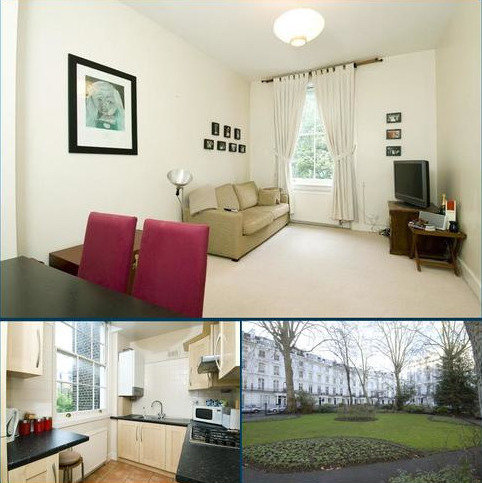1 bedroom flat to rent - Westbourne Gardens, London, W2