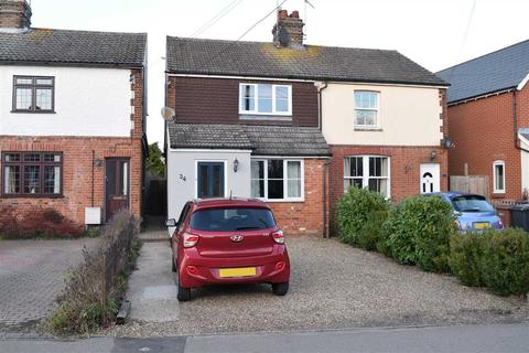 2 bedroom semi-detached house for sale - School Lane, Broomfield, Chelmsford