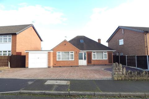 3 bedroom detached bungalow for sale - Oakwood Drive, Aspley, Nottingham, NG8