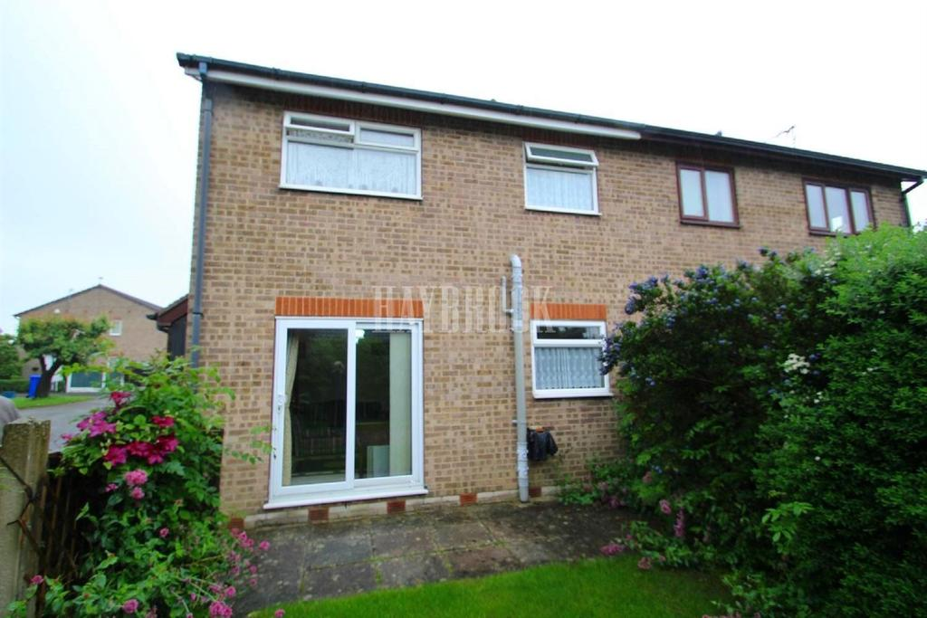 1 Bedroom End Of Terrace House for sale in Sandby Court, Gleadless Valley
