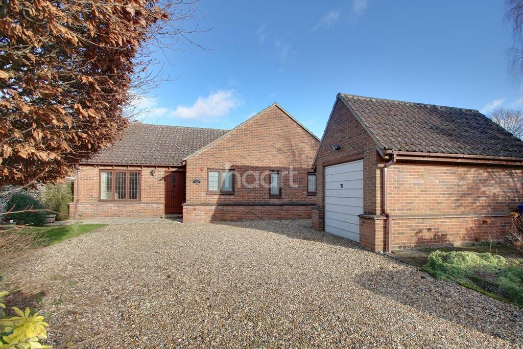 2 Bedrooms Bungalow for sale in Nacton Lane, Great Barton