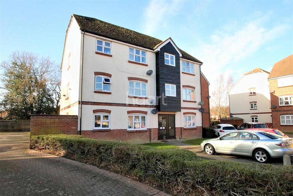 2 Bedrooms Flat for sale in Harvard court, Colchester