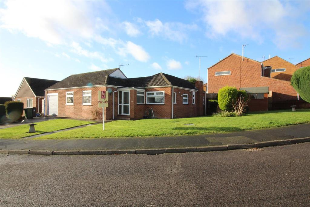 3 Bedrooms Detached Bungalow for sale in Gould Road, Hampton Magna, Warwick