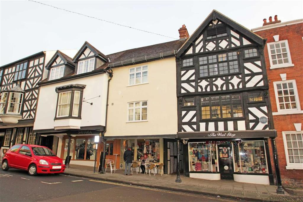 2 Bedrooms Flat for sale in Broad Street, Ludlow, Shropshire