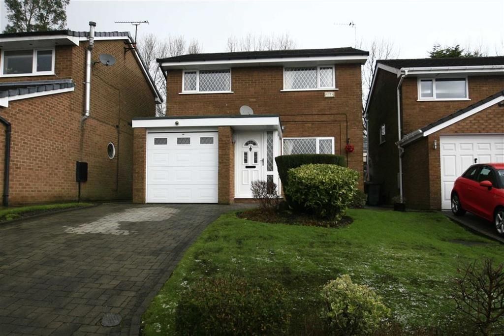 3 Bedrooms Detached House for sale in 25, Harebell Close, Shawclough, Rochdale, OL12