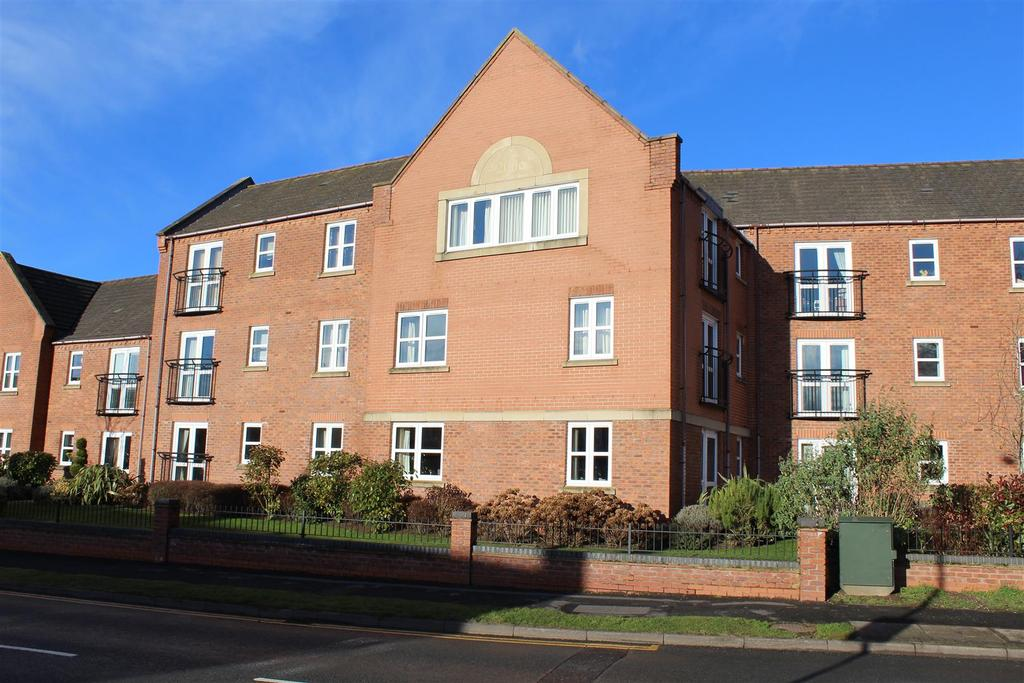 1 Bedroom Retirement Property for sale in Ingle Court, Market Weighton, York