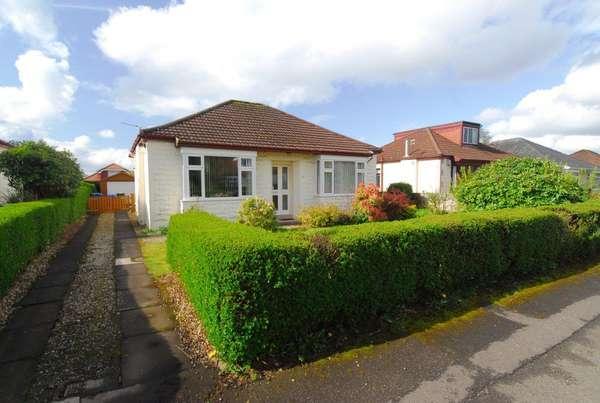 2 Bedrooms Detached Bungalow for sale in 50 Kessington Road, Bearsden, Glasgow, G61 2HJ