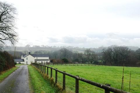 Farm for sale - College Farm, Llanfallteg, Carmarthenshire