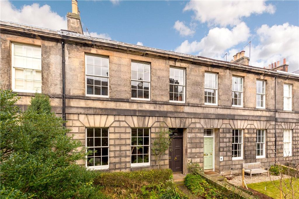 3 Bedrooms Terraced House for sale in Comely Bank, Edinburgh, Midlothian, EH4