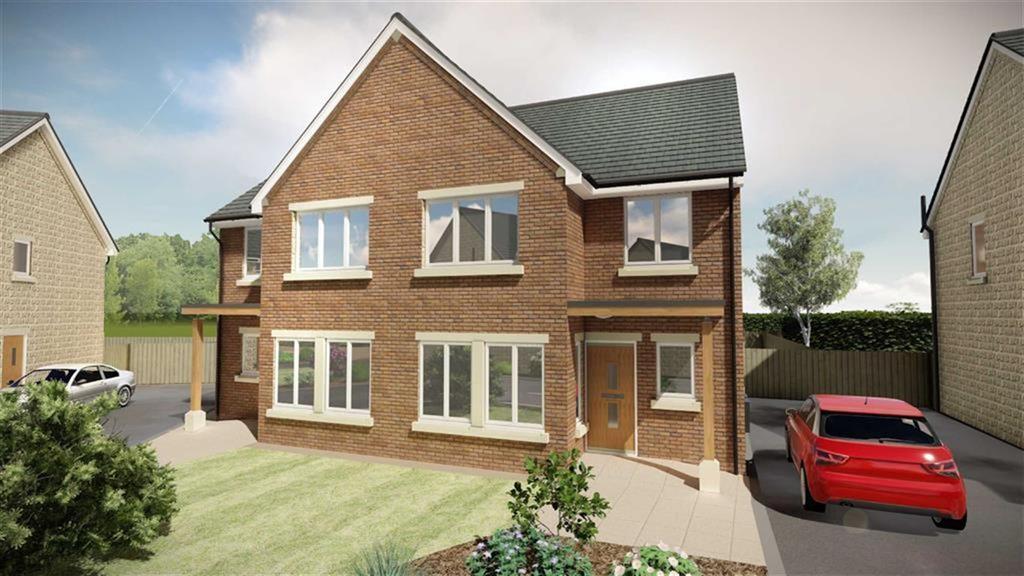 3 Bedrooms Semi Detached House for sale in Lowerhouse Green, Bollington, Macclesfield