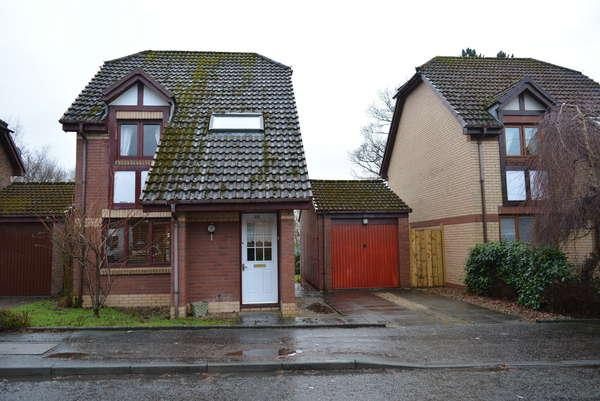 3 Bedrooms Detached House for sale in 49 Woodhead Crescent, Uddingston, Glasgow, G71 6LR
