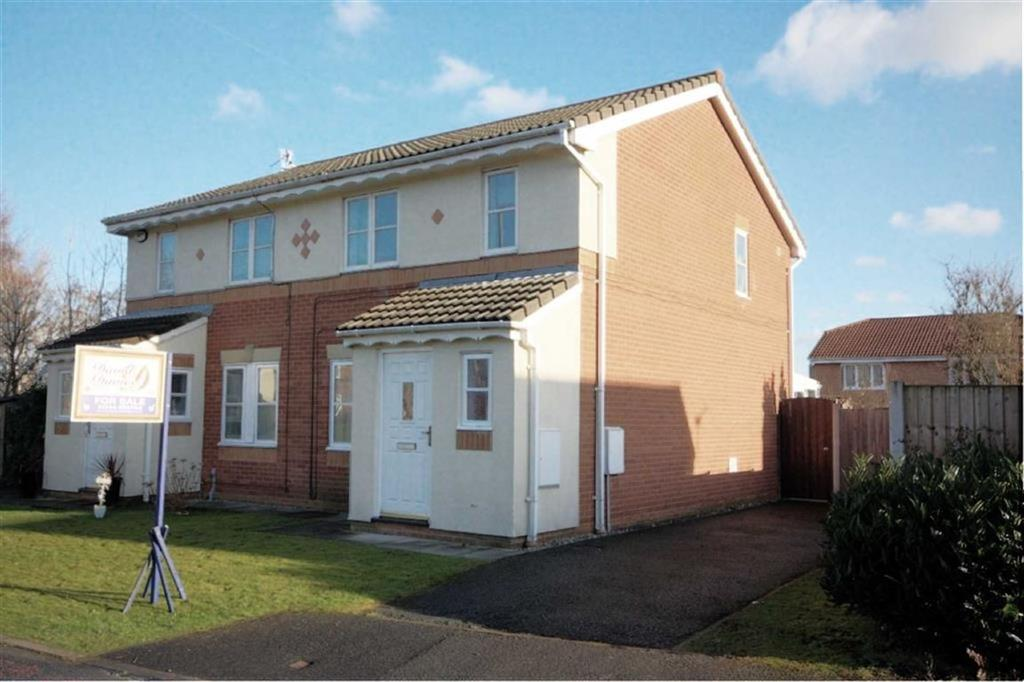 3 Bedrooms Semi Detached House for sale in Hereford Close, The Shires, St Helens, WA10