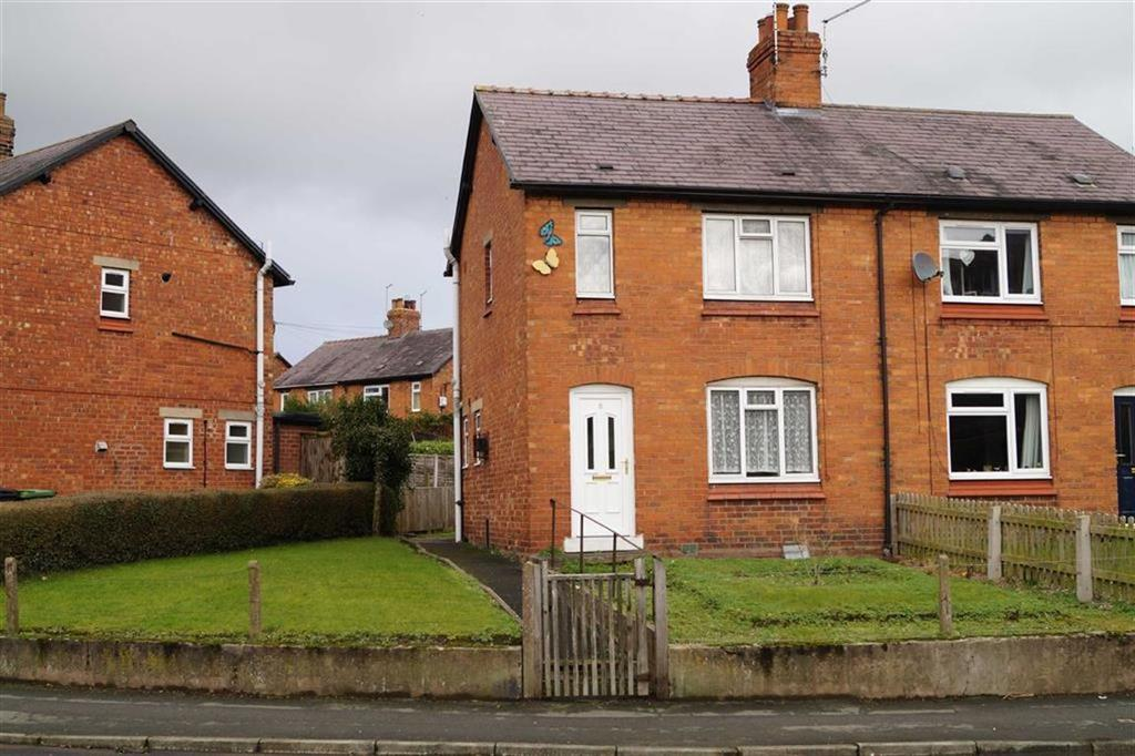 2 Bedrooms Semi Detached House for sale in Rosemary Lane, Whitchurch, SY13