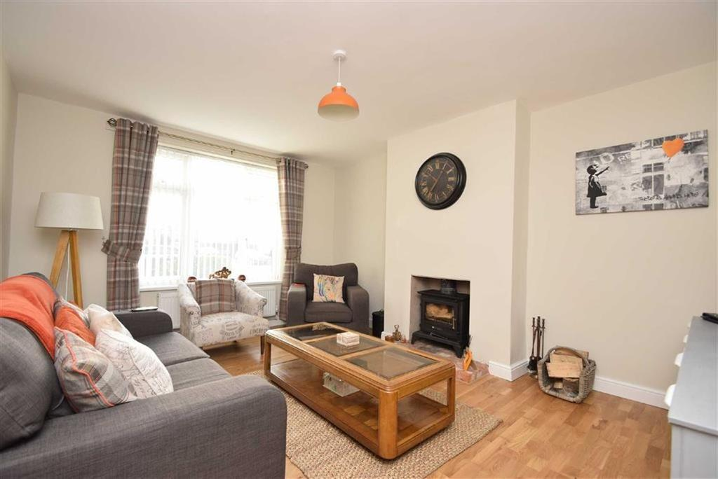3 Bedrooms End Of Terrace House for sale in First Terrace, Sundorne, Shrewsbury