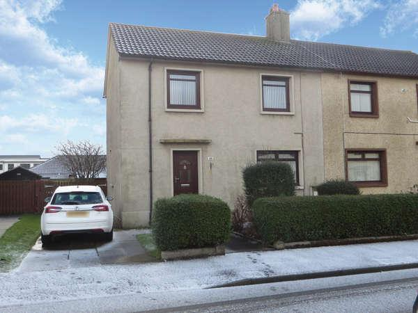 3 Bedrooms Semi-detached Villa House for sale in 38 McKillop Place, Saltcoats, KA21 6BA