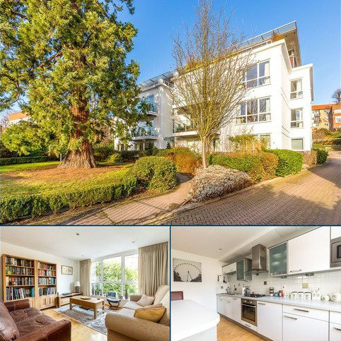 2 bedroom flat for sale - Hightrees, 9 Queensmere Road, London, SW19