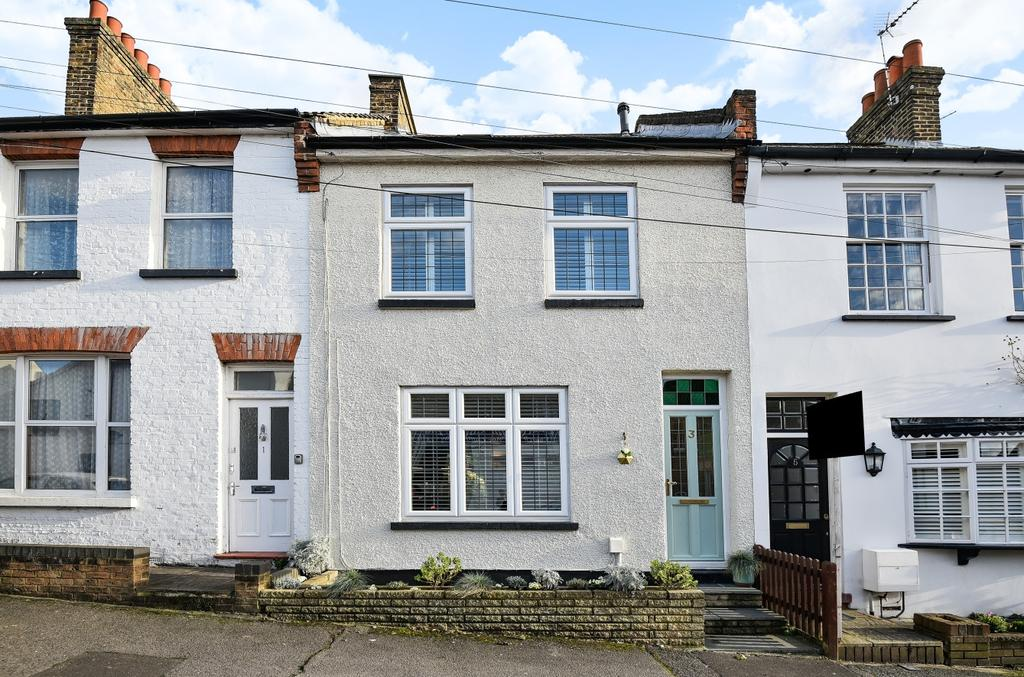 4 Bedrooms Terraced House for sale in Lewes Road Bromley BR1