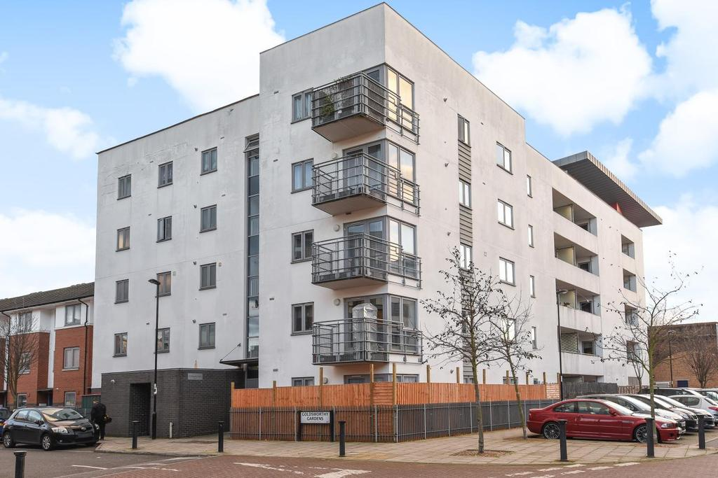 1 Bedroom Flat for sale in Goldsworthy Gardens, Rotherhithe