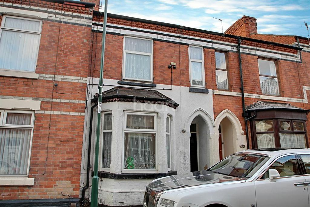 2 Bedrooms Terraced House for sale in Kentwood Road, Sneinton