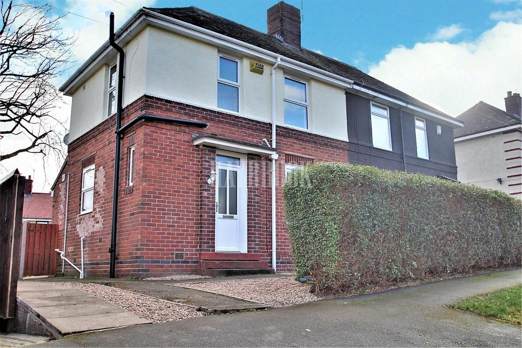 2 Bedrooms Semi Detached House for sale in Keppel Road, Shiregreen