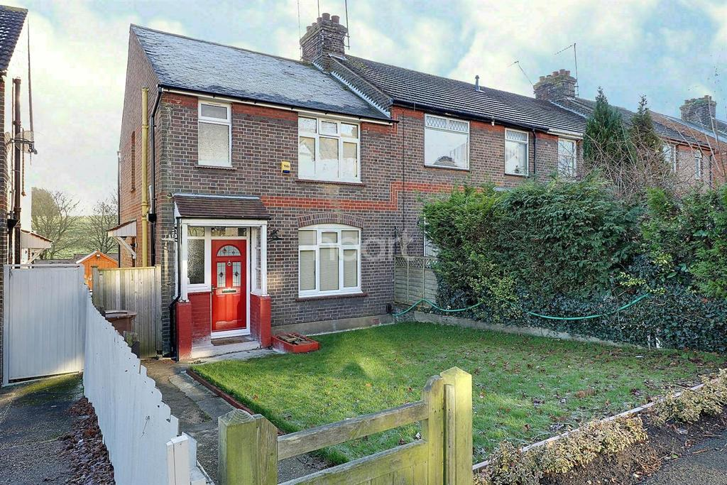 3 Bedrooms End Of Terrace House for sale in Stunning View Over Greens Ward