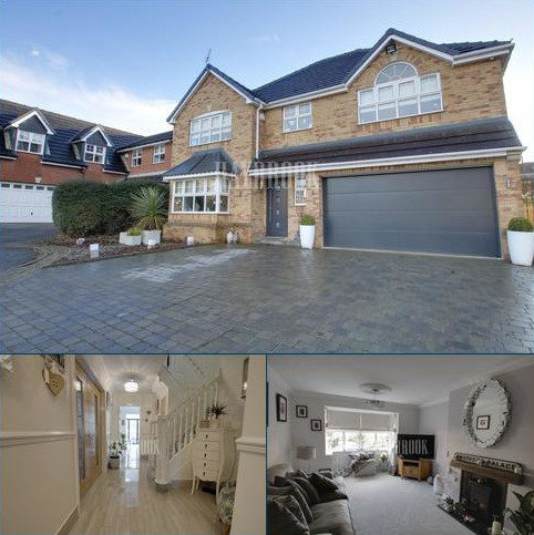 5 bedroom detached house for sale - Belridge Close, Redbrook