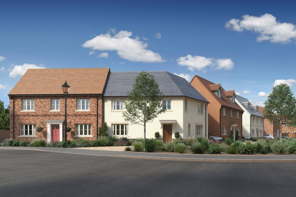 New Build Houses For Sale In Upton Poole
