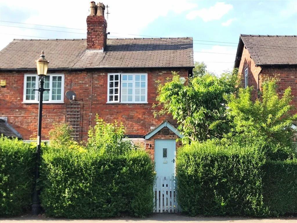 3 Bedrooms Semi Detached House for sale in Rajar Cottages, Town Lane, Mobberley