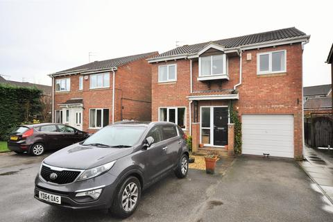4 bedroom detached house for sale - Carron Crescent, York, YO24 2XY