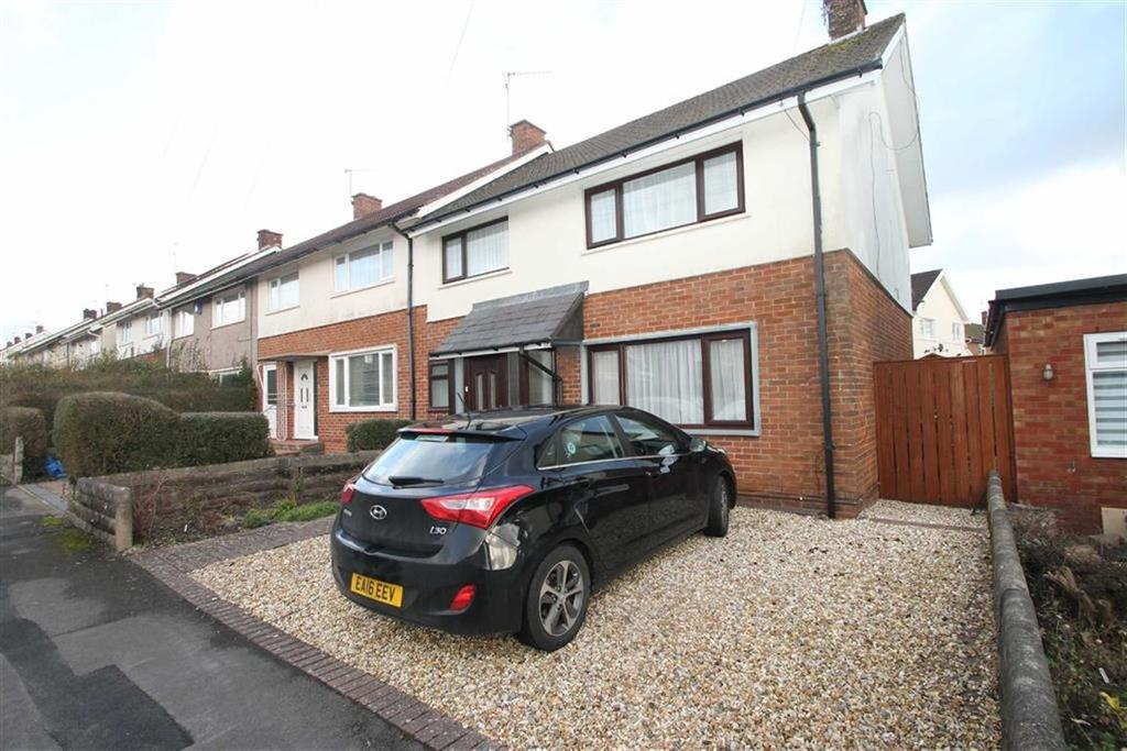 3 Bedrooms End Of Terrace House for sale in Glendale Avenue, Llanishen, Cardiff