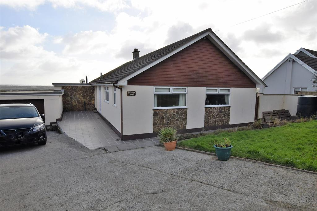 4 Bedrooms Detached Bungalow for sale in Keeston, Haverfordwest