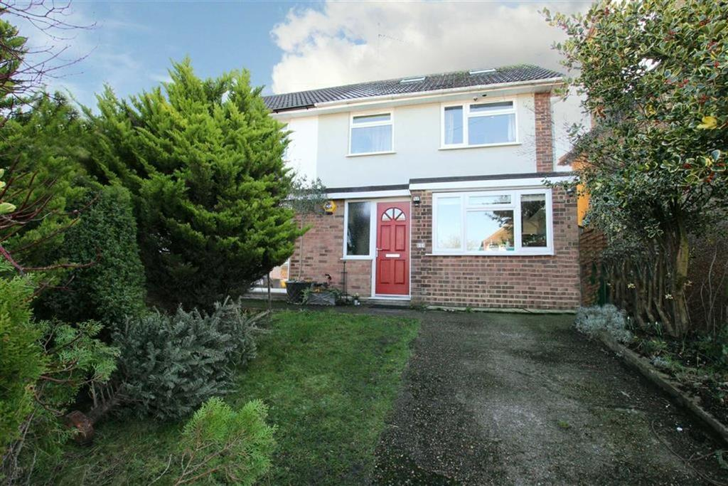 4 Bedrooms Semi Detached House for sale in Ridgeview Road, Whetstone, London
