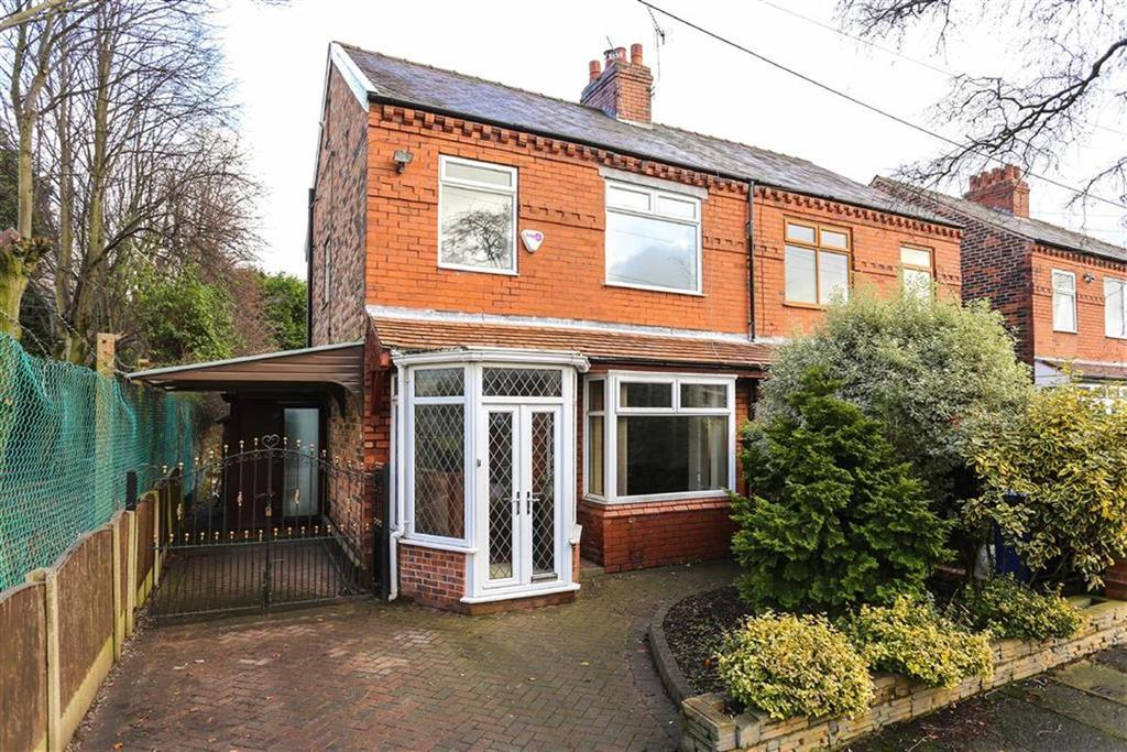 3 Bedrooms Semi Detached House for sale in Chandos Road, Heaton Chapel