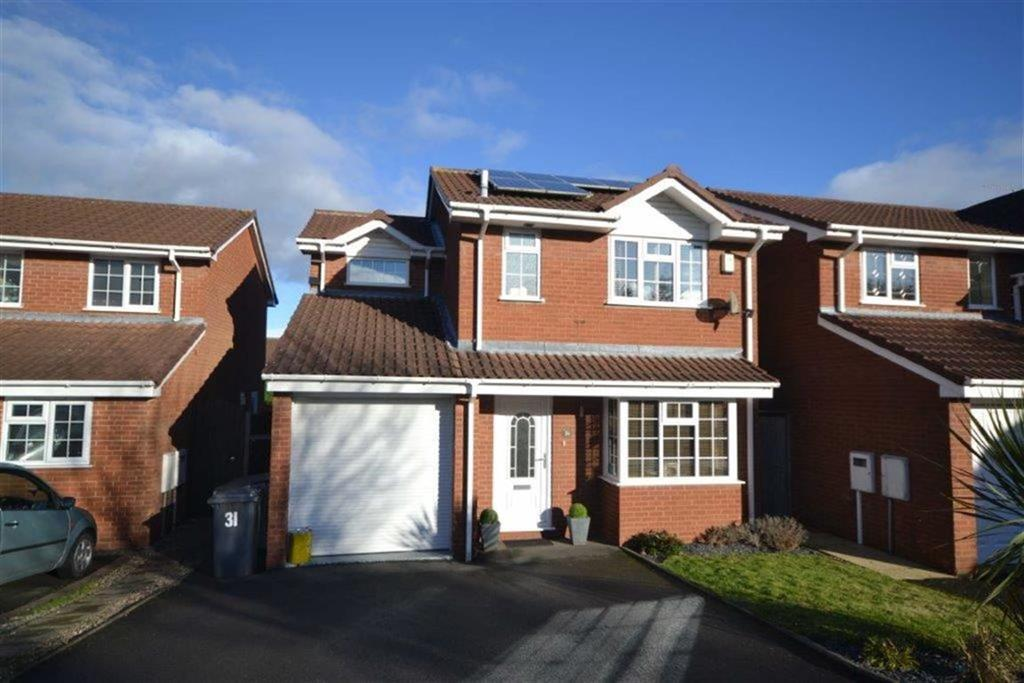 3 Bedrooms Detached House for sale in Ingleton Close, Crowhill, Nuneaton