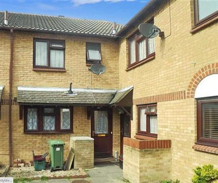 2 Bedrooms Terraced House for sale in St Johns Court, , DA8