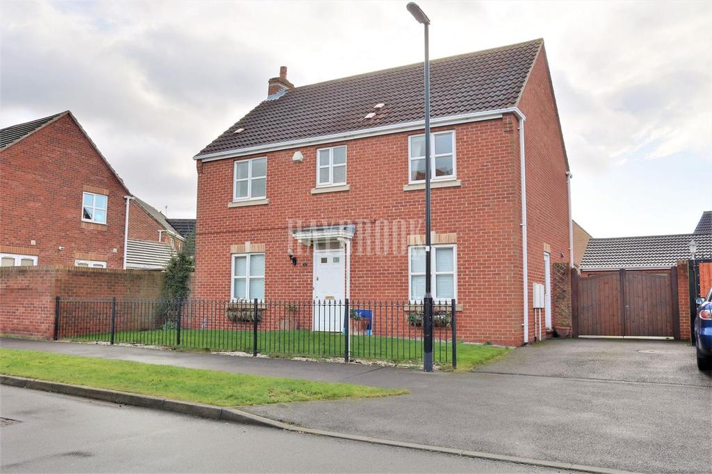 4 Bedrooms Detached House for sale in Leewood Close, Brampton Bierlow