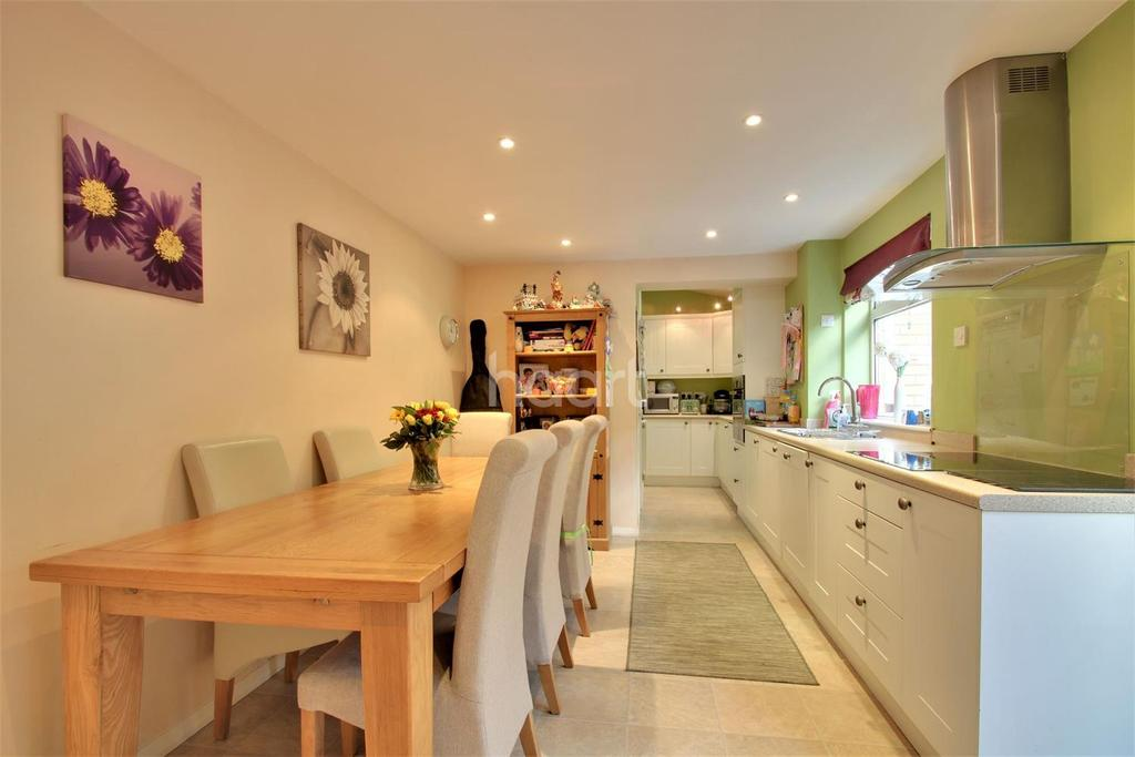 4 Bedrooms Detached House for sale in Abbey Rise, Wollaston