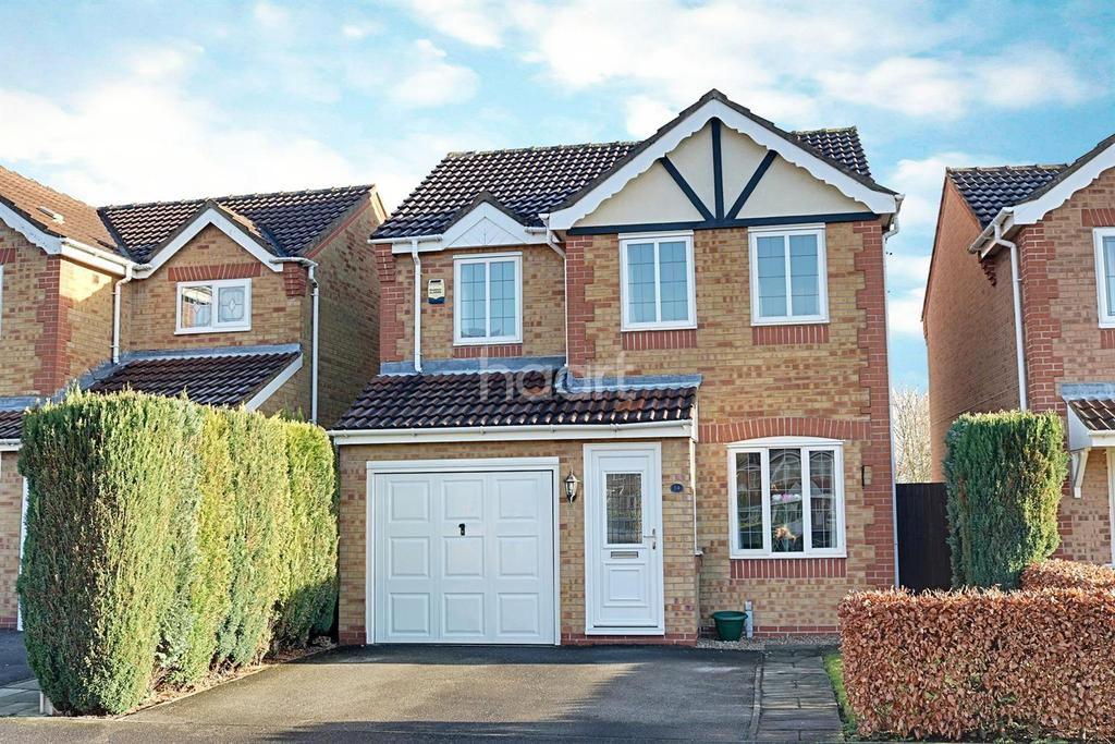 3 Bedrooms Detached House for sale in The Drift, Hucknall