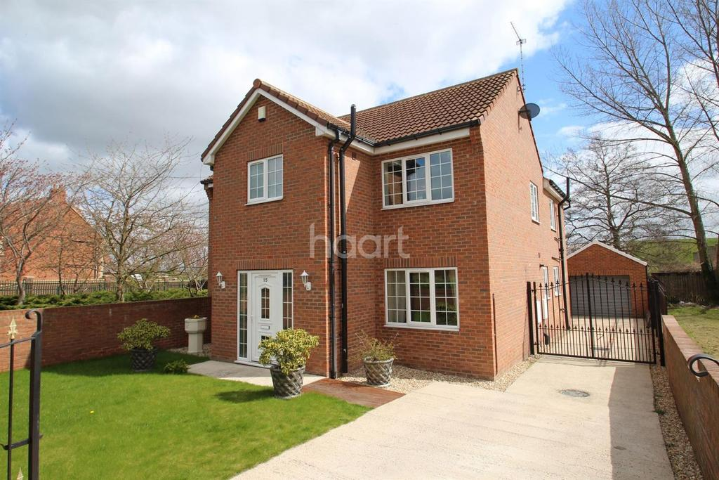 4 Bedrooms Detached House for sale in East Lane, Stainforth, Doncaster
