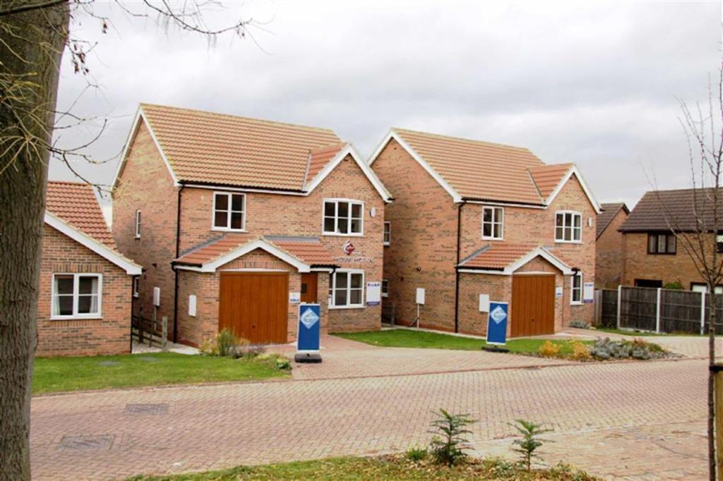 4 Bedrooms Detached House for sale in De Montfort Park, Boston